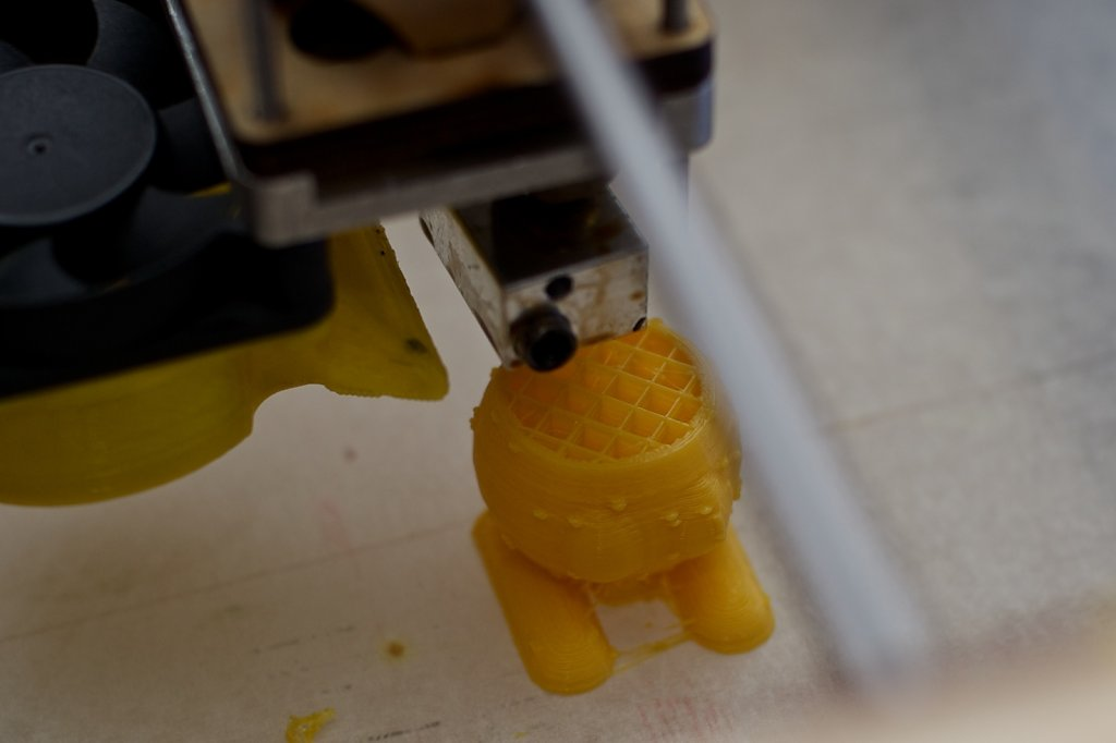 Printing in the making